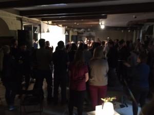 5 nights of worship and prayer - love it!